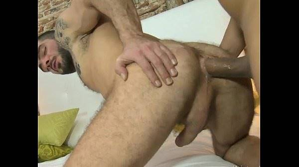 Musculoso Fudendo rabão grande do namorado
